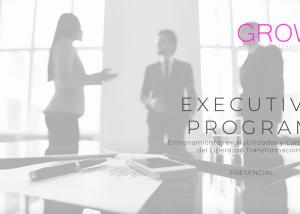 EXECUTIVE PROGRAM - Entrenamiento en Habilidades y COmpetencias de Liderazgo Transformacional